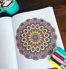Mandala Coloring Books 20 Coloring Books Adults