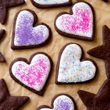 valentines day cookies s day heart sugar cookies sallys baking addiction