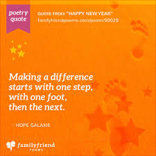 new year s poems poems for new year s