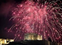 new year 2018 celebrations all around the world photo gallery