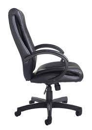 White Mesh Office Chair by Leather U0026 Mesh Office Chair
