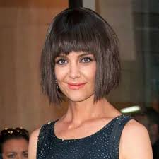 styling shaggy bob hair how to good katie holmes bob haircuts shaggy bob katie holmes and shaggy