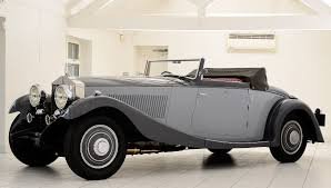 rolls royce vintage convertible the ten most important rolls royce cars ever created robbreport