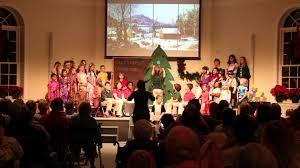 community church children s play
