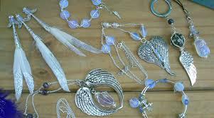 Christmas Angel Decorations Uk by Angels U0027 Whisper U2013 Handmade Gemstone Gifts Stocking Fillers