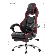 Leather Gaming Chairs Office Chair With Leg Support 3 Decor Ideas For Office Chair With