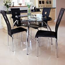 The  Best Black Glass Dining Table Ideas On Pinterest Glass - Dining room table glass