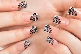 18 leopard print nail art designs