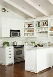 love the copper kitchen great small open kitchen designs