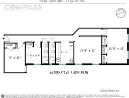 8 york street floor plans streeteasy 205 west 103rd street in manhattan valley 6f sales
