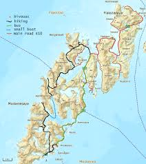 Sas Route Map by
