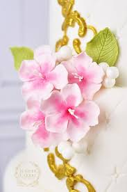 Flowers On - best 25 gum paste flowers ideas on fondant flowers
