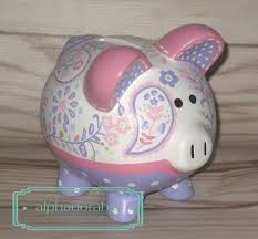 Personalized Silver Piggy Bank 401 Best Piggy Banks Images On Pinterest Piggy Banks Coins And