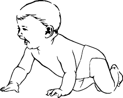babies bath coloring pages bulk color