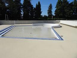 piscine sur pilotis rénovation piscine municipale villeneuve les avignon