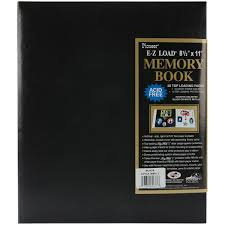 photo album page inserts pioneer leatherette post bound album 8 5 x11 black