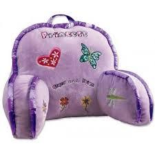 cheap bed rest pillow carstens kids princess bedrest pillow