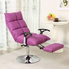 Reclining Makeup Chair Reclining Computer Chair Beanbag Office Folding Nail Makeup