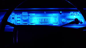 blue led dash lights 69 imperial new blue led dash lights for c bodies only classic