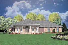 4 bedroom farmhouse plans farmhouse southern ranch house plans home design buckingham 8059