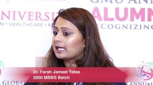yates alumni dr farah jameel yates gmu annual global alumni summit 2016