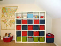 Bedroom Furniture For Kids Furniture Attractive Blue And Wall Baskets For Toy Storage With