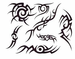 tribal cancer zodiac sign tattoo design photo 4 2017 real photo