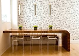 built in dining table built in dining table chairs in modern dining room ideas with built