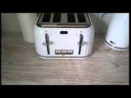 Cream Breville Toaster Breville Impressions Toaster Review Youtube