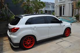 asx mitsubishi modified бортжурнал mitsubishi asx street stance