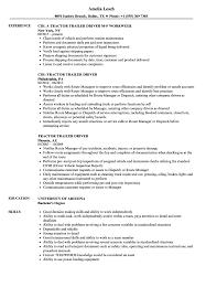 best resume format 2015 pdf icc tractor trailer driver resume sles velvet jobs