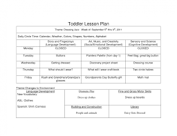 preschool curriculum themes sample of creative lesson early head