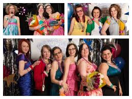1980s prom seattle prom 2013 for postpartum support unadorned