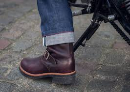 engineer style motorcycle boots gentleman style dress boots for your suits