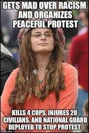 National Guard Memes - gets mad over racism and organizes peaceful protest kills 4 cops