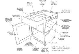 constructing kitchen cabinets kitchen cabinet construction kitchen and decor