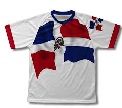 amazon com dominican republic flag technical t shirt for men and