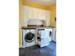 cuisine avec machine à laver 31 idées pour caser machine à laver et sèche linge