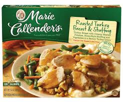 thanksgiving turkey calories marie callender u0027s roasted turkey breast u0026 stuffing 14 oz box