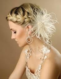 modele de coiffure pour mariage 50 idées pour votre coiffure mariage cheveux mi longs archzine fr
