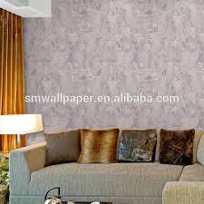 2015 new design 3d brick design waterproof vinyl wallpaper for