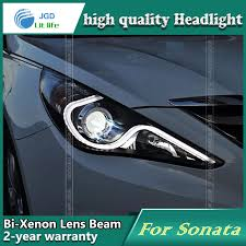 2011 hyundai sonata headlights high quality car styling for hyundai sonata 2011 2012