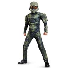 costumes for kids halo master chief costume for kids buycostumes