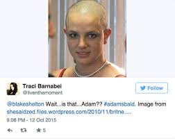 Adam Levine Meme - adam levine shaved head memes hollywood life