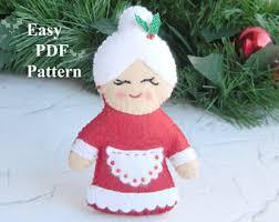 pdf pattern felt nativity nativity set