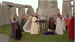 wedding handfasting cord handfasting and marriage ceremony inside stonehenge circle