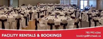 Wedding Hall Rentals Facility Rentals U0026 Bookings Fort Saskatchewan