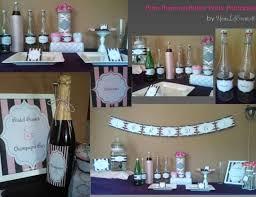 themed bridal shower bridal brunch chagne bar bridal wedding shower