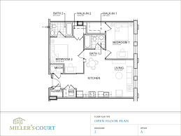 open house plans with photos 2 bedroom house plans with open floor plan photos and