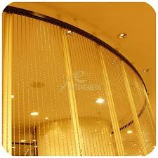 Room Divider Beads Curtain - ball bead curtain for room divider